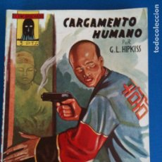 Tebeos: CARGAMENTO HUMANO Nº59. Lote 115445599
