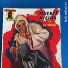 Tebeos: LA MUERTE ACECHA Nº10. Lote 115448447