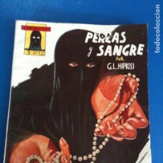 Tebeos: PERLAS Y SANGRE Nº8. Lote 115448699