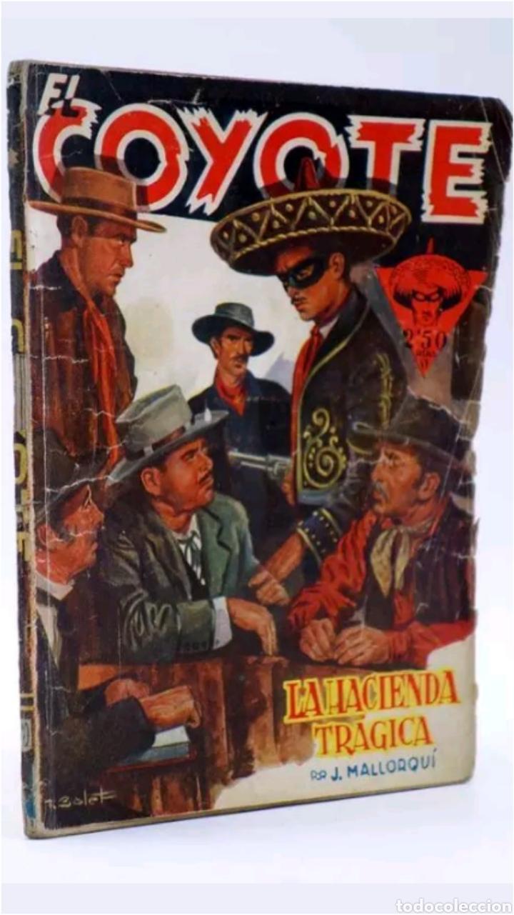 COMICS EL COYOTE N°20 CLIPER 1945 (Tebeos y Comics - Cliper - El Coyote)