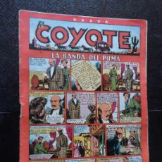 Tebeos: EL COYOTE Nº 22 EDITORIAL CLIPER ORIGINAL . Lote 121070743