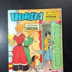 Tebeos: FLORITA . Nº 385. Lote 121469487