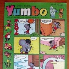 Tebeos: YUMBO Nº 337 - EDICIONES CLIPER 1953. Lote 121714039