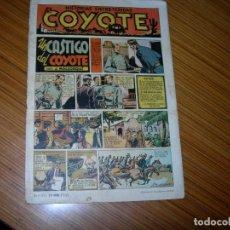 Tebeos: EL COYOTE Nº 10 EDITA CLIPER . Lote 121856795