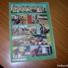 Tebeos: EL COYOTE Nº 42 EDITA CLIPER. Lote 121857523