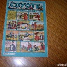 Tebeos: EL COYOTE Nº 23 EDITA CLIPER. Lote 121857791