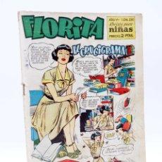 Tebeos: FLORITA. REVISTA PARA NIÑAS 230. EL CRUCIGRAMA (VVAA) CLIPER, 1949. Lote 121975787