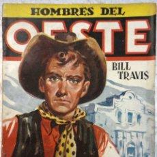 Tebeos: COMIC N°21 HOMBRES DEL OESTE. Lote 126323747