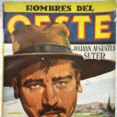 Tebeos: COMIC N°23 HOMBRES DEL OESTE. Lote 126323959