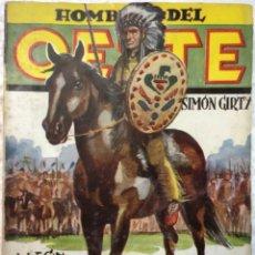 Tebeos: COMIC N°14 HOMBRES DEL OESTE. Lote 126324164