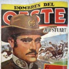 Tebeos: COMIC N°13 HOMBRES DEL OESTE. Lote 126324364