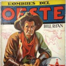 Tebeos: COMIC N°18 HOMBRES DEL OESTE. Lote 126324532