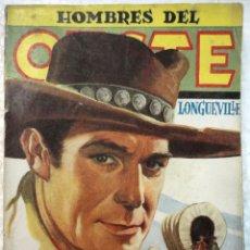 Tebeos: COMIC N°4 HOMBRES DEL OESTE. Lote 126325138