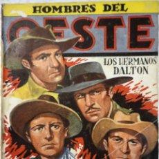 Tebeos: COMIC N°15 HOMBRES DEL OESTE. Lote 126325218