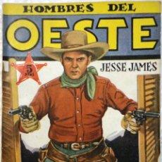 Tebeos: COMIC N°22 HOMBRES DEL OESTE. Lote 126325796