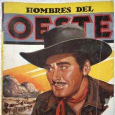 Tebeos: COMIC N°8 HOMBRES DEL OESTE. Lote 126325926