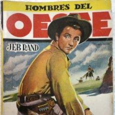 Tebeos: COMIC N°11 HOMBRES DEL OESTE. Lote 126326076