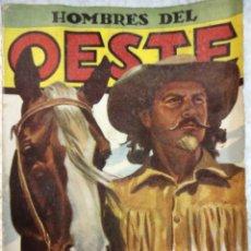 Tebeos: COMIC N°5 HOMBRES DEL OESTE. Lote 126326232
