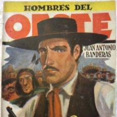 Tebeos: COMIC N°37 HOMBRES DEL OESTE. Lote 126326663
