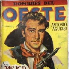 Tebeos: COMIC N°39 HOMBRES DEL OESTE. Lote 126327018