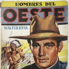 Tebeos: COMIC N°2 HOMBRES DEL OESTE. Lote 126327324