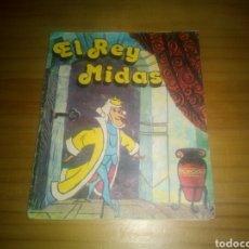 Tebeos: EL REY MIDAS,DE LA COLECCION CUENTOS FAMOSOS, EDICION ESPECIAL PARA CLIENTES DE CHOCOLATES ZAHOR1976. Lote 126689110
