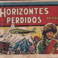 Tebeos: COMIC HORIZONTES PERDIDOS DEL TITULO DE LA MISMA PELICULA ILUSTRADO POR J.BLASCO . Lote 127105191