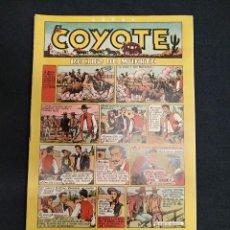 Tebeos: EL COYOTE - Nº 21 - RECIBO DE MUERTE - EDICIONES CLIPER - ORIGINAL. Lote 127613143
