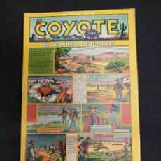 Tebeos: EL COYOTE - Nº 31 - EL RANCHO MALDITO - EDICIONES CLIPER - ORIGINAL7. Lote 127614435