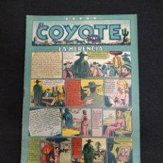 Tebeos: EL COYOTE - Nº 33 - LA HERENCIA - EDICIONES CLIPER - ORIGINAL7. Lote 127614635