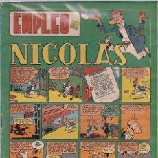 Tebeos: COMIC COLECCION NICOLAS Nº 24. Lote 128862063