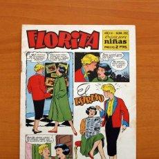 Tebeos: FLORITA - EL ESTRENO, Nº 282 - EDICIONES CLIPER 1949. Lote 129583575