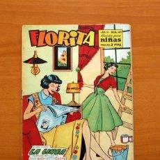 Tebeos: FLORITA - Nº 380 - EDICIONES CLIPER 1949. Lote 129583795