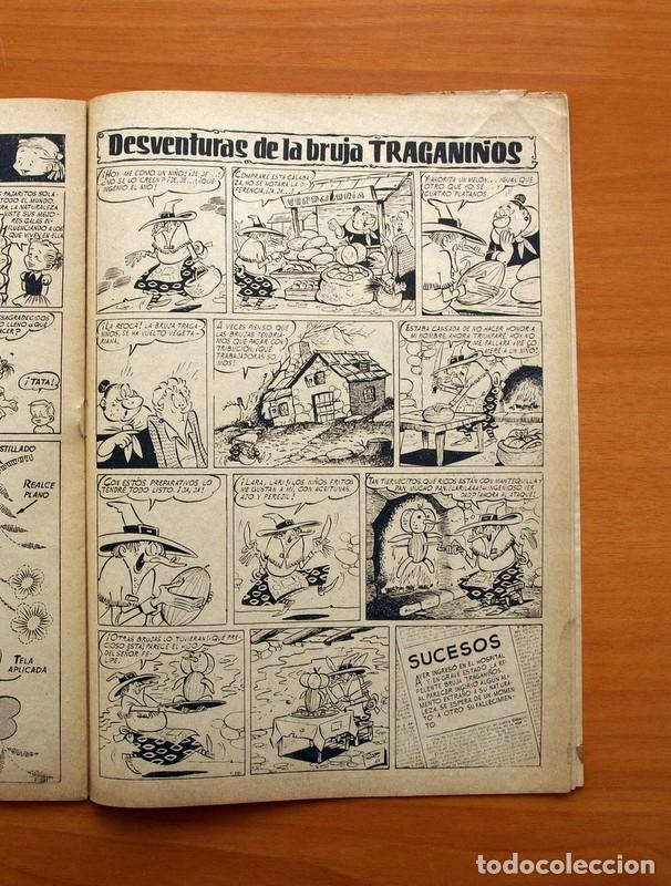 Tebeos: Florita - Nº 380 - Ediciones Cliper 1949 - Foto 5 - 129583795