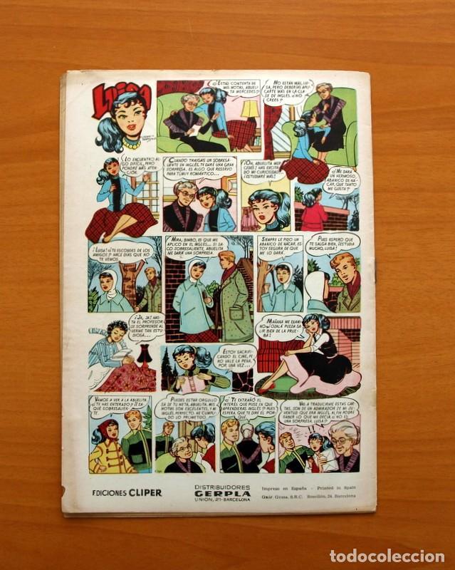 Tebeos: Florita - Nº 380 - Ediciones Cliper 1949 - Foto 7 - 129583795