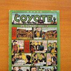 Tebeos: EL COYOTE, UN HOMBRE ALEGRE, Nº 20 - EDICIONES CLIPER 1947. Lote 129638111
