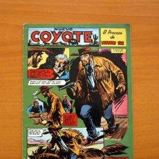 Tebeos: EL COYOTE, EL PROCESO DE NORMAN FOX, Nº 126 - EDICIONES CLIPER 1947 . Lote 129641943