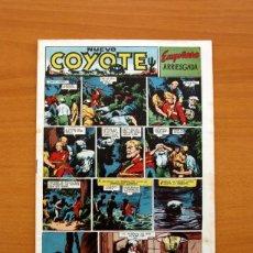 Tebeos: EL COYOTE, EMPRESA ARRIESGADA, Nº 130 - EDICIONES CLIPER 1947 . Lote 129642127