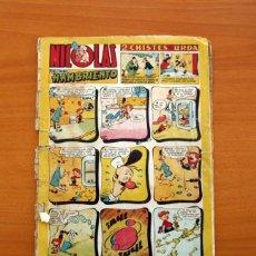 Tebeos: NICOLAS - Y EL NIÑO HAMBRIENTO, Nº 66 - EDICIONES CLIPER 1948 . Lote 129712735