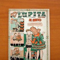 Tebeos: LUPITA - EL SANTO, Nº 31 - EDICIONES CLIPER 1950. Lote 129713131