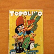 Tebeos: TOPOLINO - EN EL RANCHO CHICO, Nº 7 - EDICIONES CLIPER 1950. Lote 129713531