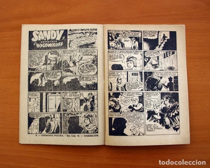 Tebeos: Topolino - El Ogro bocazas, nº 9 - Ediciones Cliper 1950 - Foto 6 - 129713795