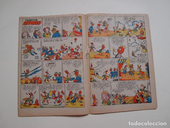 Tebeos: YUMBO Nº 3 - AÑO I - SEMANARIO INFANTIL - EDITORIAL CLIPER 1953 - Foto 5 - 130730829