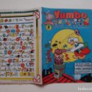 Tebeos: YUMBO Nº 38 - AÑO I - SEMANARIO INFANTIL - EDITORIAL CLIPER 1953. Lote 130732059