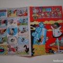 Tebeos: YUMBO Nº 148 - AÑO IV - SEMANARIO INFANTIL - EDITORIAL CLIPER 1953. Lote 130734784