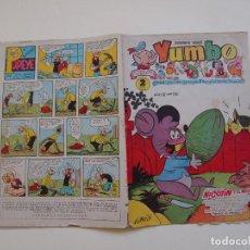 Tebeos: YUMBO Nº 178 - AÑO IV - SEMANARIO INFANTIL - EDITORIAL CLIPER 1953. Lote 130802444