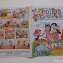 Tebeos: YUMBO Nº 184 - AÑO IV - SEMANARIO INFANTIL - EDITORIAL CLIPER 1953. Lote 130802628