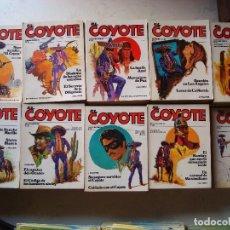 Tebeos: EL COYOTE 95 VOLUMENES. Lote 130841380