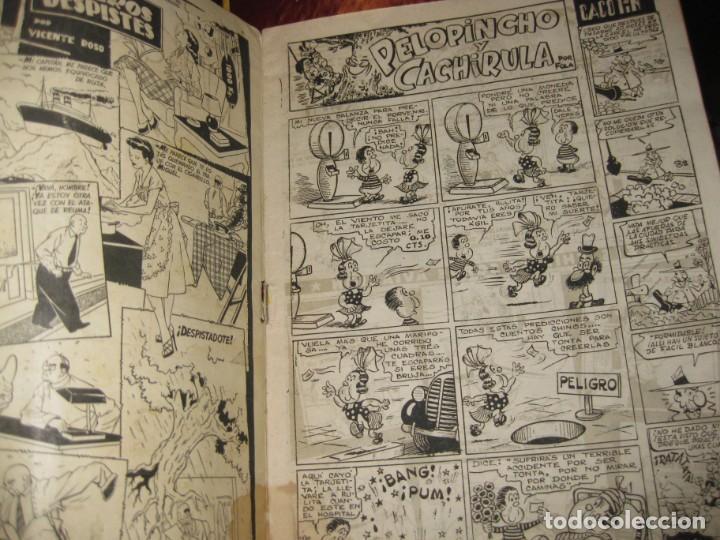 Tebeos: nicolas , historietas comicas ediciones cliper . ! y que verbena . tipo tbo años 40 - Foto 2 - 131395602