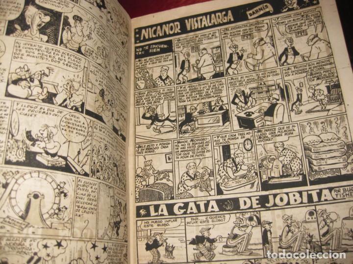 Tebeos: nicolas , historietas comicas ediciones cliper . ! y que verbena . tipo tbo años 40 - Foto 4 - 131395602